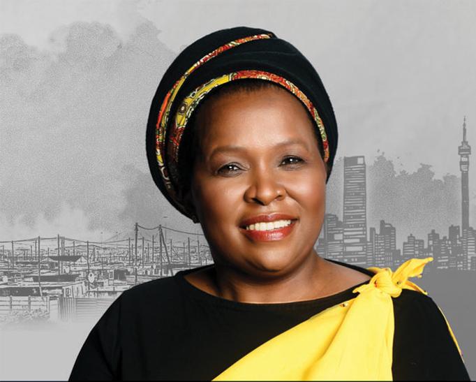 Rita MaZwane Founder of Imbizo Shisanyama