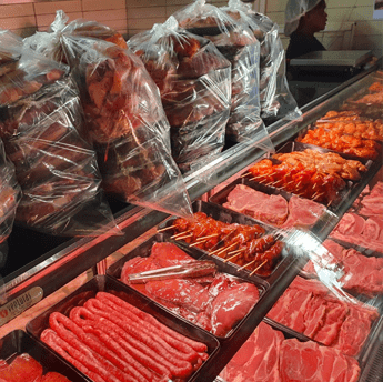 Meat Hampers